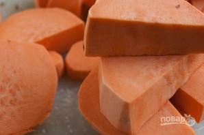 Пюре из сладкого картофеля - фото шаг 2