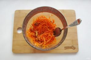 Морковь по-корейски с опятами - фото шаг 13