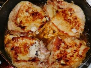 Свинина в горчично-имбирном маринаде с апельсинами - фото шаг 2