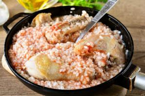 Курица с рисом в томатном соусе - фото шаг 8