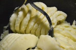 Картофельные зразы с начинкой из фарша - фото шаг 3