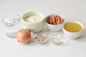 Вегетарианские хинкали - фото шаг 1