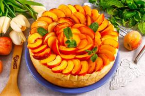 """Муссовый торт """"Персик"""" - фото шаг 12"""