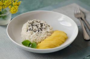 Рис с манго по-тайски - фото шаг 7