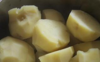 Картофель по-бомбейски - фото шаг 1