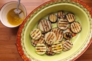 Овощи на сковороде-гриль - фото шаг 5