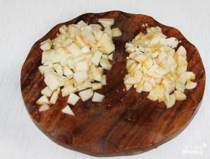 Маффины творожные с бананом - фото шаг 3