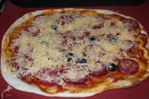 Супер-пицца - фото шаг 4