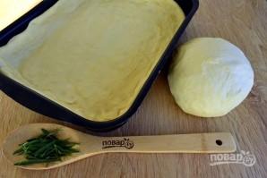 Грузинский пирог с тархуном и сыром - фото шаг 4