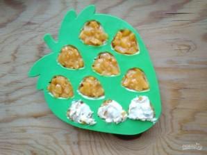 Шоколадные конфеты с абрикосами - фото шаг 8