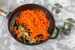 Салат из селедки с морковью - фото шаг 3