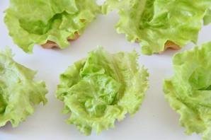 Овощные тарталетки - фото шаг 5