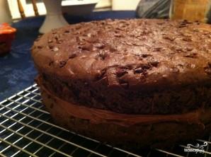 Торт на юбилей - фото шаг 10