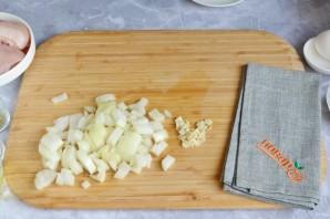 Куриная буханка хлеба - фото шаг 3