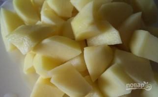 Щавелевый суп с яйцом и курицей - фото шаг 3