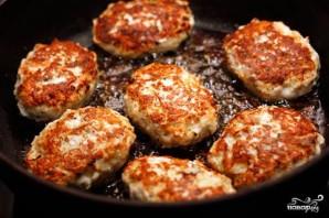 Котлеты куриные с сыром - фото шаг 5