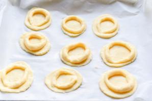 Творожное печенье с апельсином - фото шаг 7