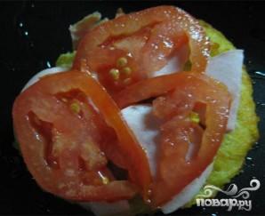 Пицца-малютка - фото шаг 4