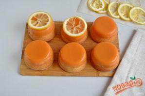 Лимонные пирожные Сансы Старк - фото шаг 14
