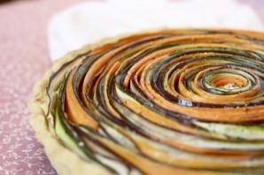 Пирог с морковкой и кабачком - фото шаг 3