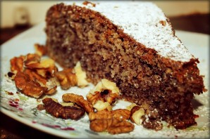 Ореховый торт - фото шаг 7