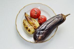 Овощи по-армянски на костре - фото шаг 4