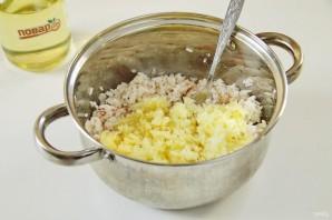 Рисовые палочки - фото шаг 5