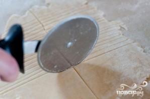 Кексы с персиковой начинкой и имбирным кремом - фото шаг 5