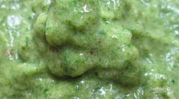 Смузи из замороженного шпината - фото шаг 1