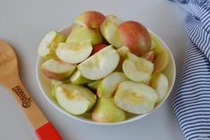 Жмых яблочный