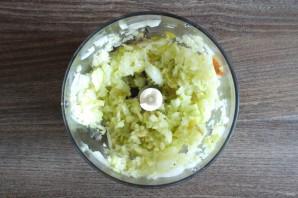 Шашлык в яблочном маринаде - фото шаг 4