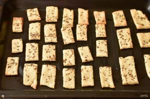 Печенье с тмином - фото шаг 8