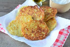 Картофельные шницели - фото шаг 10