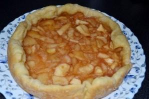 Пирог с яблочным вареньем в мультиварке - фото шаг 7