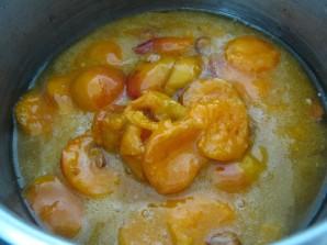 Варенье из абрикосов без воды - фото шаг 5