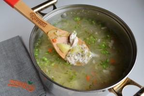 Рыбный суп с солеными огурцами - фото шаг 6
