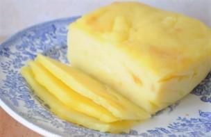 Твердый сыр своими руками - фото шаг 6