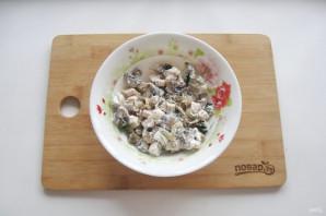 """Салат """"Жареные грибы"""" - фото шаг 10"""