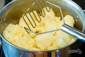 Рецепт пюре без молока - фото шаг 4