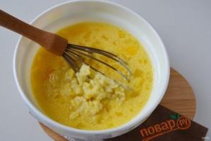 Лимонный пирог в духовке - фото шаг 6