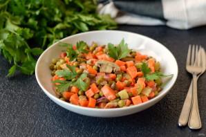 Баварский салат - фото шаг 7
