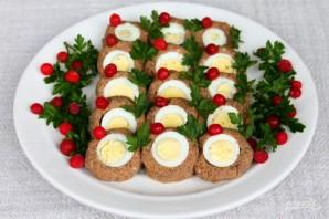 Печеночный паштет с яйцами - фото шаг 11