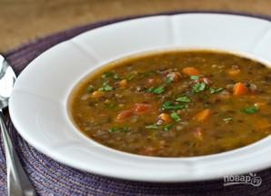 Мясной суп-пюре - фото шаг 6
