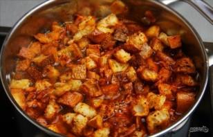 Испанский чесночный суп с перцем - фото шаг 7