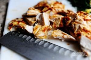 """Салат """"Курица и кукуруза"""" - фото шаг 10"""