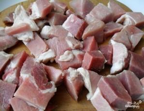 Жаркое из свинины в горшочках - фото шаг 2