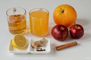 Безалкогольный апельсиновый пунш - фото шаг 1