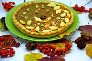 Осенний тарт - фото шаг 26