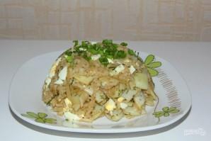 Стручковая фасоль с рисом - фото шаг 7