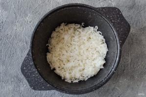 Цветная капуста с рисом на зиму - фото шаг 4